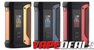 Smok Arcfox 230W Box Mod $19.35