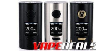 Vapefly Kriemhild 200W 21700 Box Mod (USA) $45.00