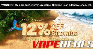 Vapesourcing 2021 Hot Summer Sale