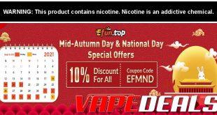 Efun Mid-Autumn & National Day Sale