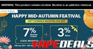 Fasttech Chinese Mid-Autumn Festival 2021 Sale
