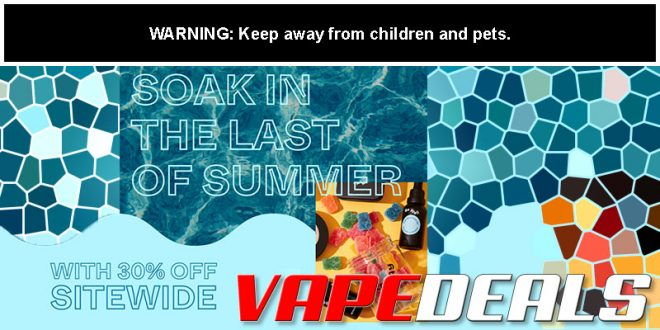 Half Day CBD End Of Summer Sale (30% Off)