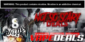 Eightvape Not So Scary Deals