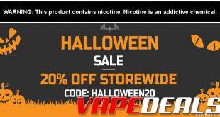 MyVPro Halloween 2021 Sale (20% Off)